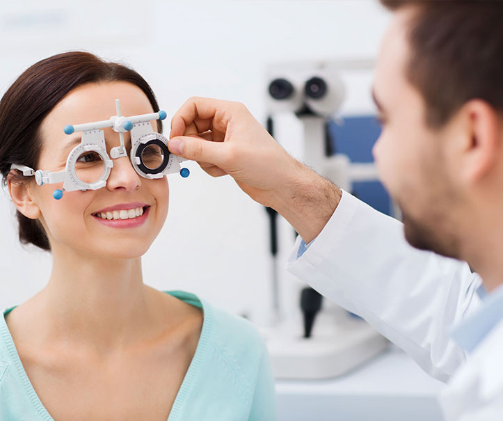 Treatments and Services: General Eye Care