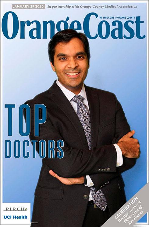 The Magazine of Orange County - TOP DOCTORS