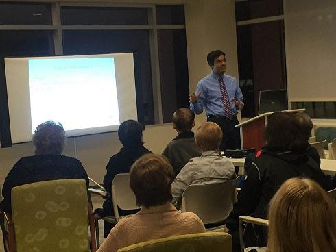 Photo of Cataract Surgery Seminar at Hoag Hospital